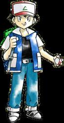 Sugimori Ash re-color by whosaskin