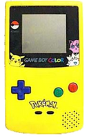 GameBoy Color Special Pokemon Edition by whosaskin
