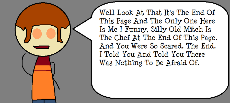 The Chef At The End Of This Page Pg. 10 by hershey990