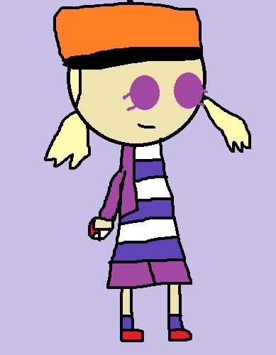 Betty in pokemon form by hershey990