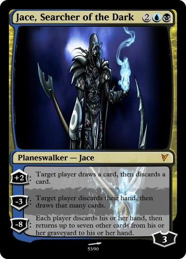 Jace Searcher Of The Dark By Panahinuva On Deviantart