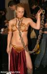 Slave Leia Monique