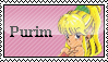 Purim Stamp by ttinatina5252