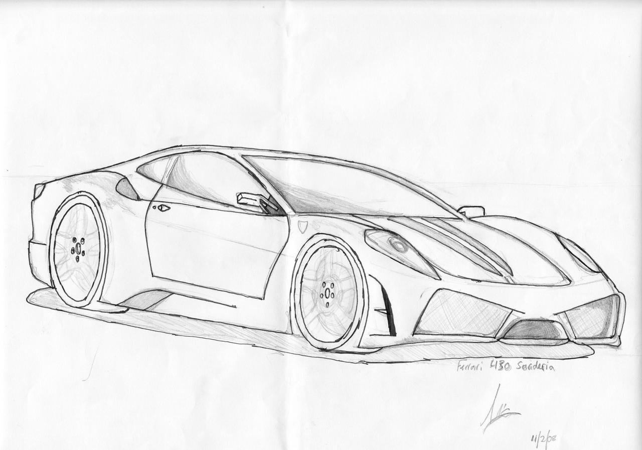 how to draw a ferrari f430 ferrari 430 scuderia by apps directories. Cars Review. Best American Auto & Cars Review
