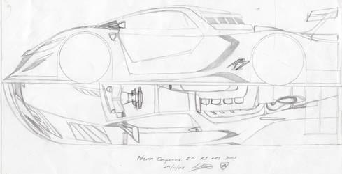 Nisma Cayenne 2.0 LM by Speedy-08