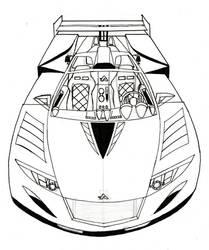 Nisma Cayenne 2.0 - Front by Speedy-08