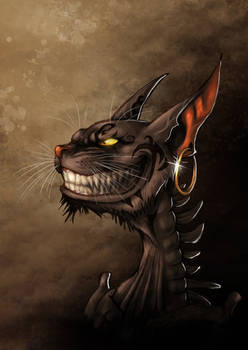 Alice madness returns - Cheshire Grin