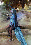 MLP Chrysalis cosplay