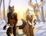 Fantasy Foxes - The Famel