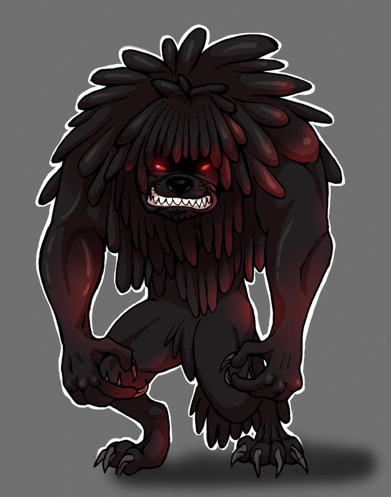 Evil Puli by fiszike