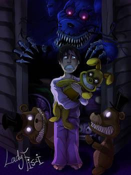 Five Nights At Freddy's 4 fanart