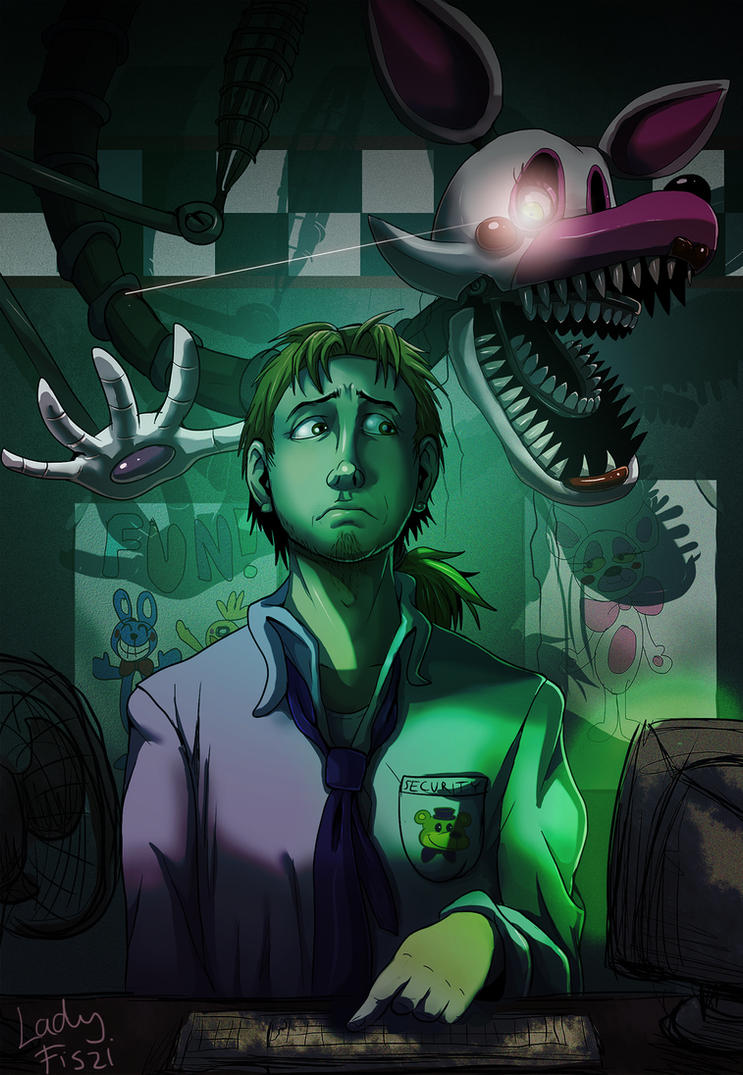 Five Nights At Freddy S Image Thread Page 78