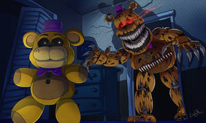 Fredbear Nightmare