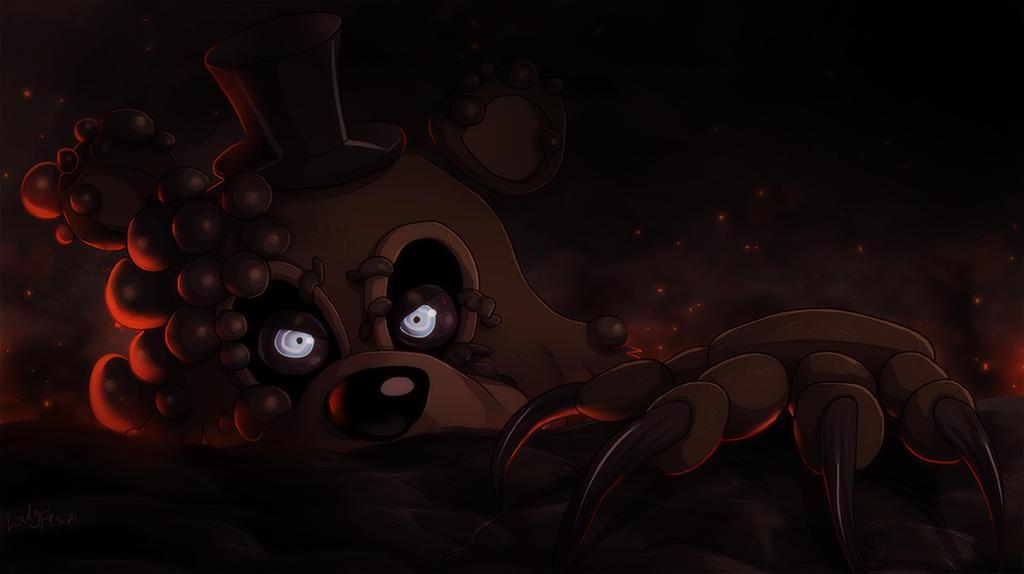Twisted Freddy by LadyFiszi