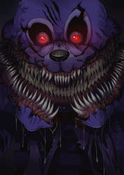 Your best friend Twisted Bonnie