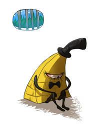 Sad Bill - Gravity Falls