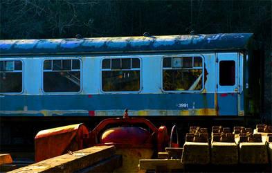 A Gay Train by roobaa