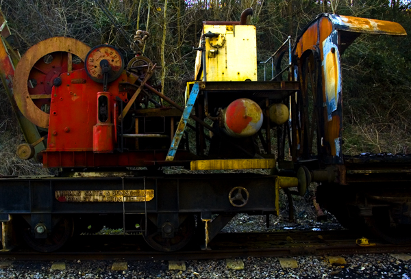 Patchwork Train