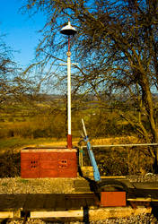 A Lampost and a Lever by roobaa