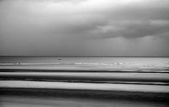 Tiered Beach