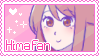 Himawari Fan Stamp (collect them all!) by 8Otakutalia8