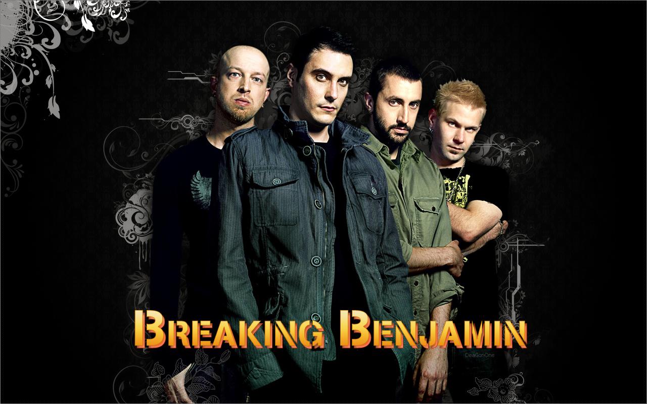 Breaking Benjamin By Alfala7i