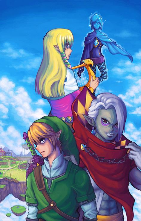 Skyward Sword by Flipsi