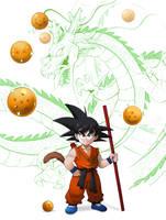 Dragonball by Flipsi