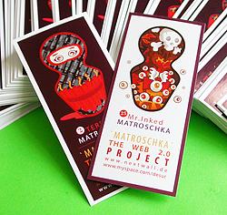Matroschka - Sticker by Matroschka