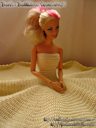 WIP - Barbie Beddoll-Dress