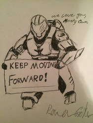 Tribute to Monty Oum by Rygartkrasnaya