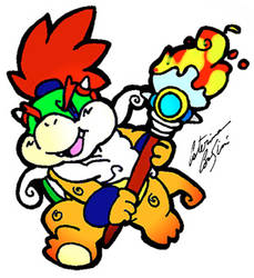 Prince Koopa Jr
