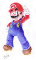 .:Mario:. by SuperCaterina