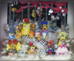 .:Super Mario Stars:. by SuperCaterina