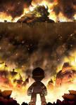 Attack on titan Bowser