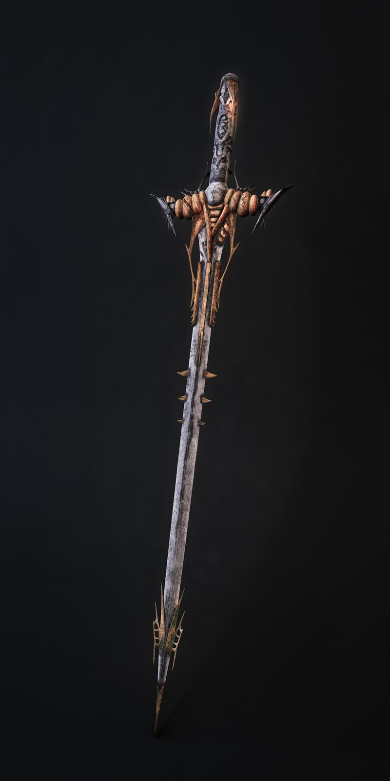 Fantasy Sword by vicini on DeviantArt