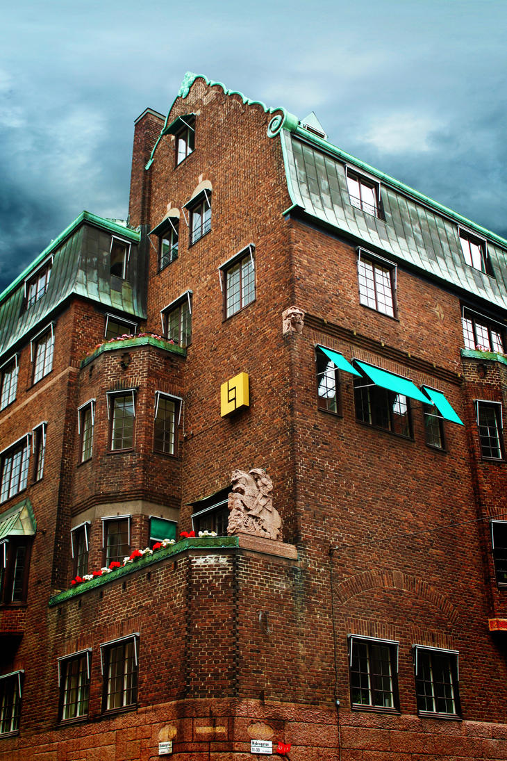 A House In Stockholm By Vicini On Deviantart
