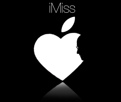 iMiss Steve Jobs R.I.P by CptGolli