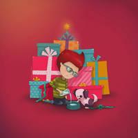 merry xmas by molokolo