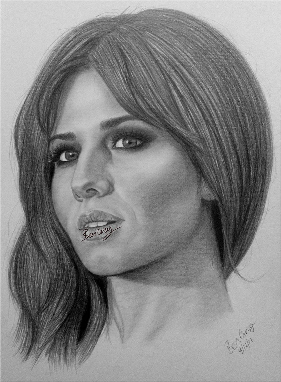 Cheryl Cole by bengray94