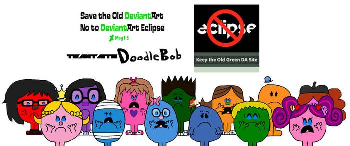Upset about DeviantArt Eclipse