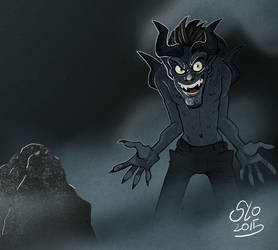 Brendon Devil by Slotshe