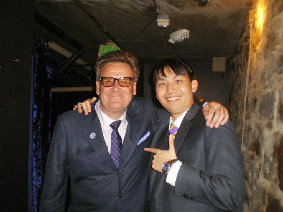 My Great Friend, Greg Proops by mrcool7