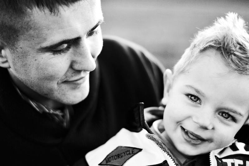 Father and Son by AnitaSadowska