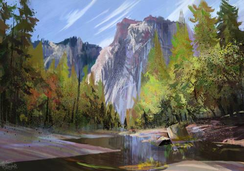 Photostudy Yosemite National Park