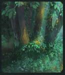 Treetrunks study