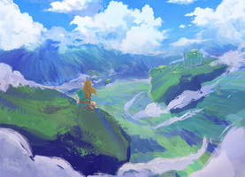 Breath of the sky