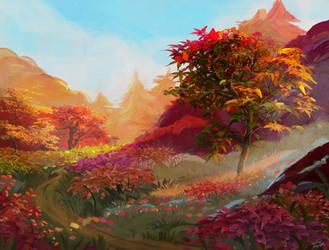 Autumn vibes II by RainbowPhilosopher