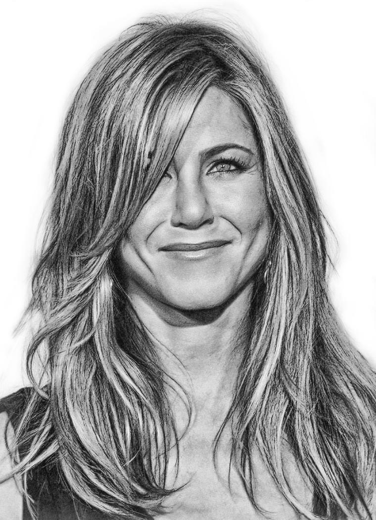 Jennifer Aniston by DreamStatic