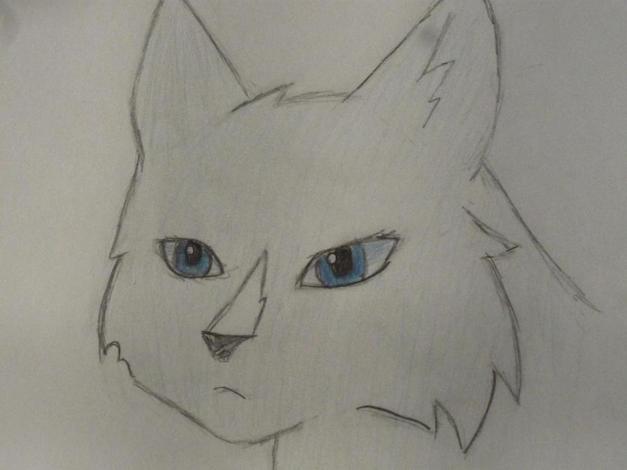 Bluestar! by Firewolf615